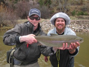 Boxwood gulch private south platte river fly fishing for South platte fishing report