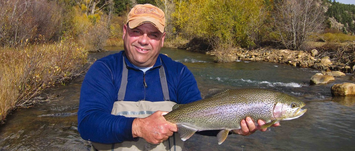 Fly fishing trips trout and boxwood fishing in denver co for South platte river fishing