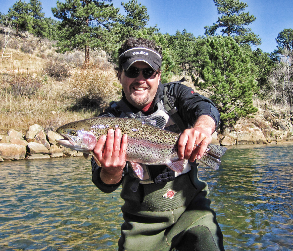 Fly fishing faq 39 s tips in denver co from boxwood gulch for Do you need a fishing license