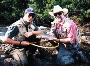The best fly fishing in the world right in denver s for Best fishing near denver