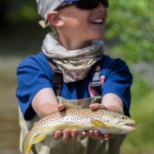 trout fishing Colorado Springs