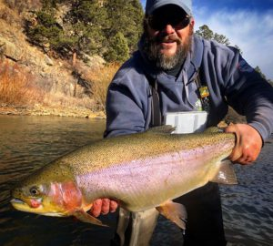 Guided Fly Fishing Near Denver