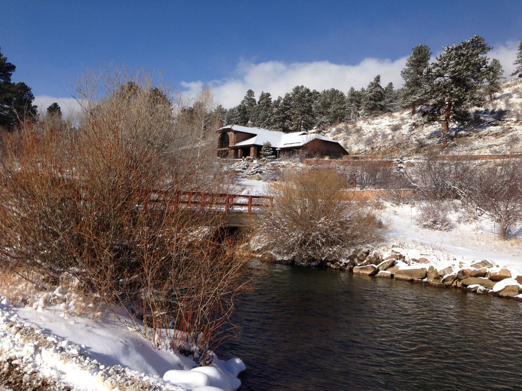 Winter marks the close of Boxwood Gulch